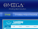 OMEGA Czech - Webstudio
